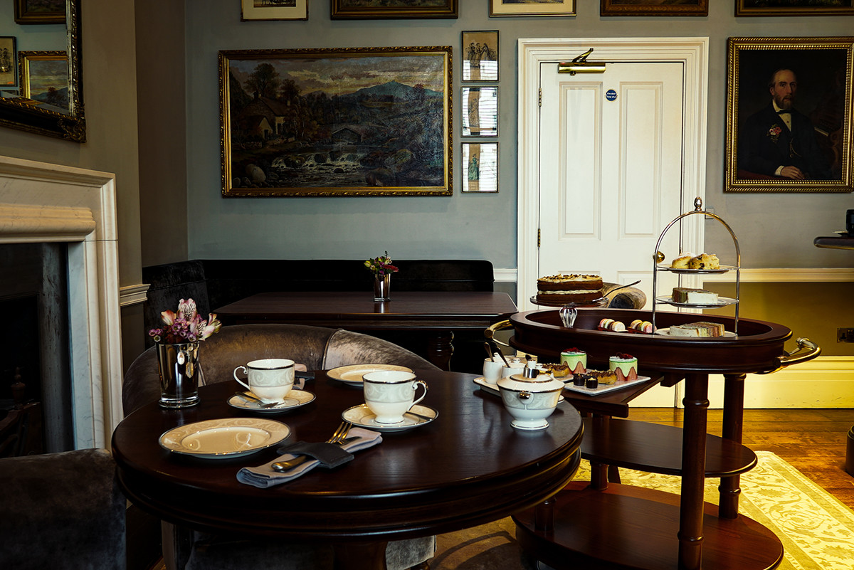 REDEFINING THE AFTERNOON TEA EXPERIENCE AT THE HYDE AT THE ROYAL PARK HOTEL – A ROSEATE HOUSE HOTEL