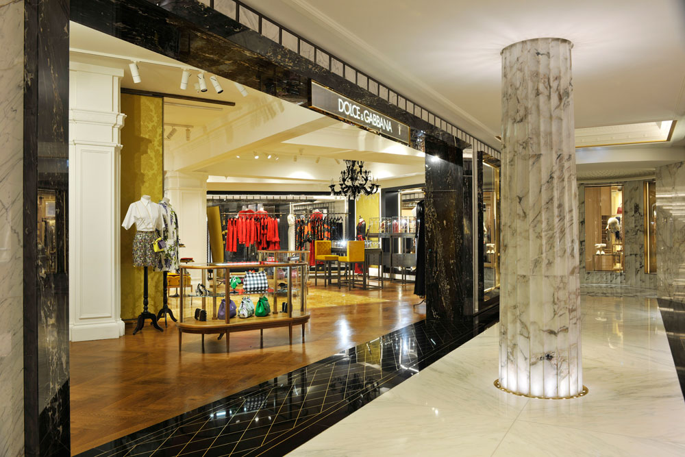 Harrods Unveils Superbrands
