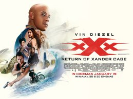 """CATCH A SPECIAL VIDEO OF DEEPIKA INTRODUCING HER CHARACTER SERENA UNGER IN """"XXX: RETURN OF XANDER CAGE"""" HERE!"""