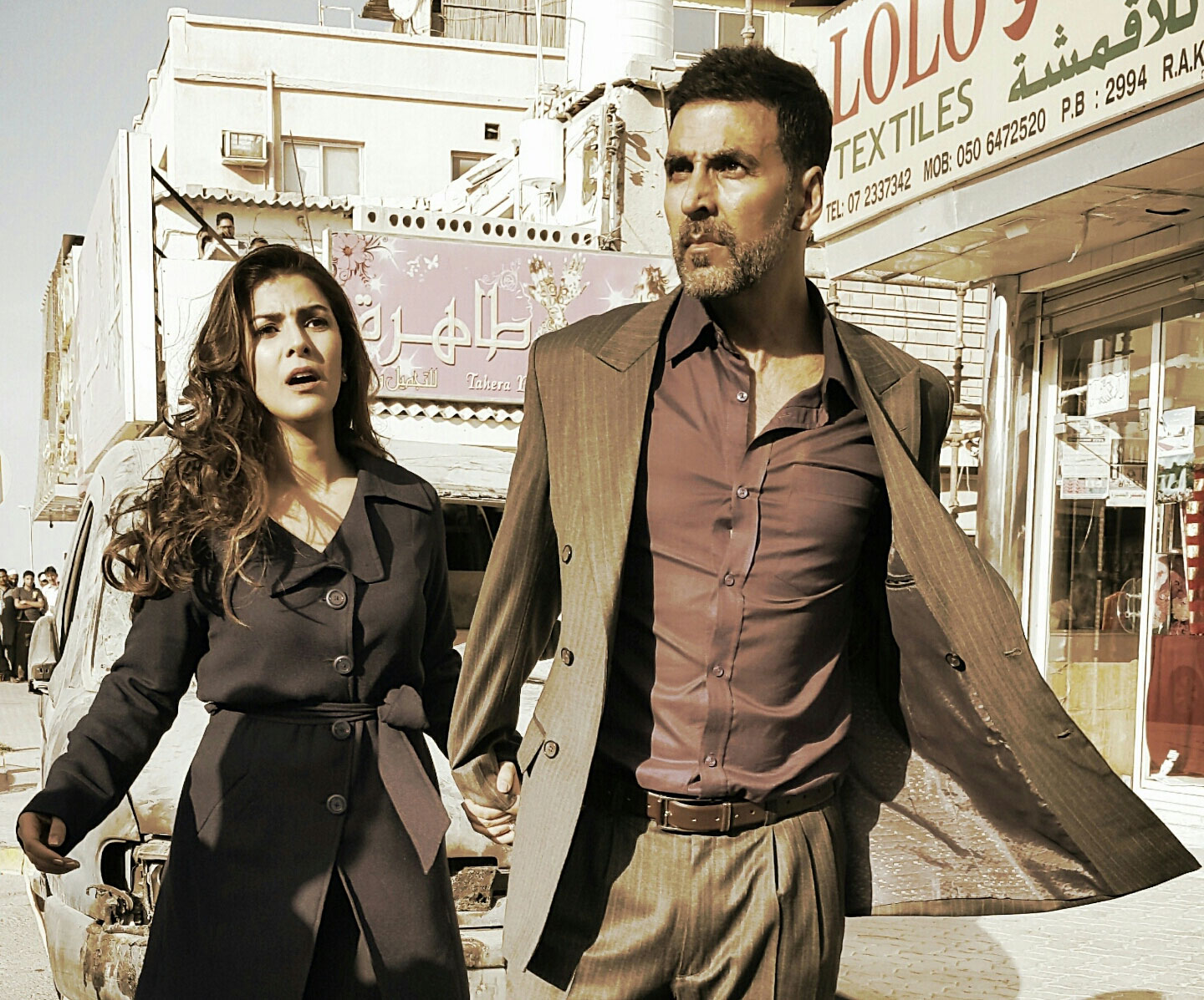 AKSHAY KUMAR'S AIRLIFT UNSTOPPABLE AT THE INTERNATIONAL BOX OFFICE