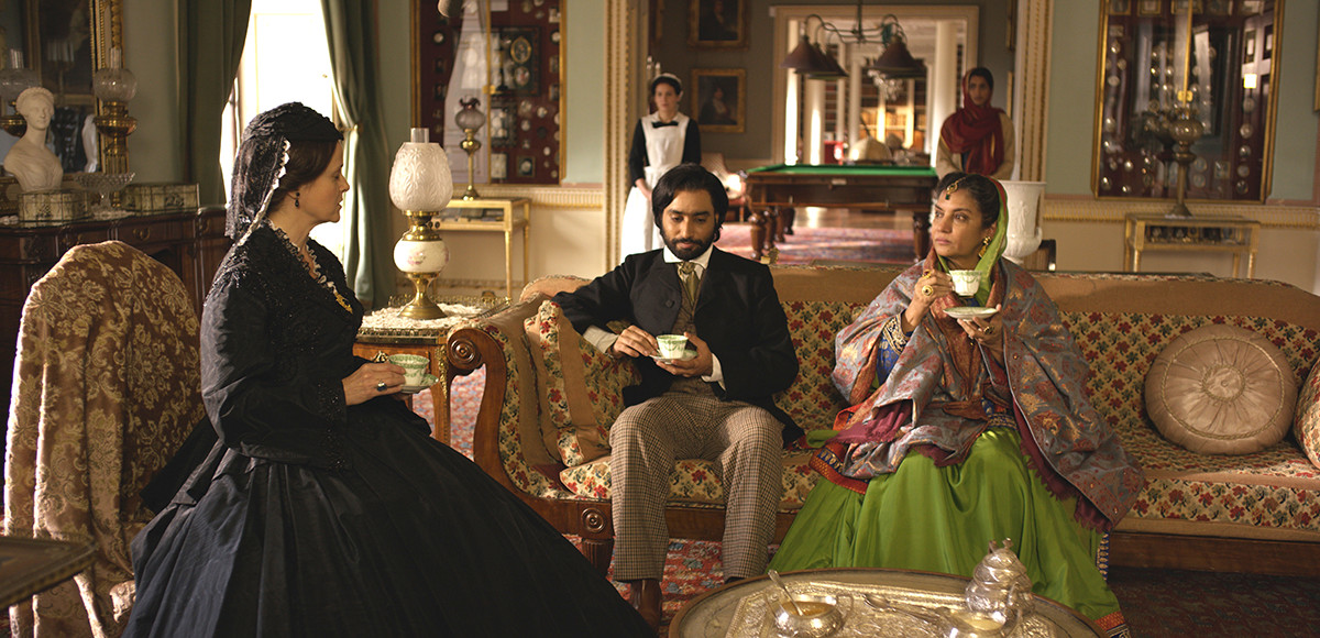 FILM BIOPIC DRAWING ON THE ESTRANGED RELATIONSHIP BETWEEN QUEEN VICTORIA AND THE LAST KING OF PUNJAB