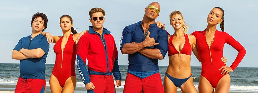 'Evil' Priyanka Chopra Sizzles in the New Trailer of Movie 'Baywatch'