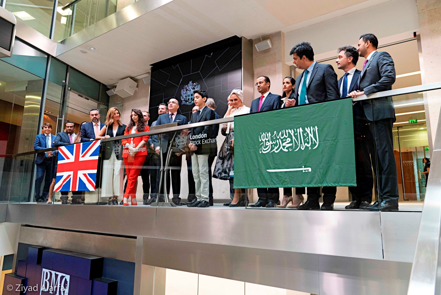 A NEW ERA FOR UK-SAUDI ARABIA RELATIONS WITH FRIENDLY POLO MATCH AND FIRST INTERNATIONAL FORUM ON SAUDI VISION 2030 AT BMG SUMMER RETREAT