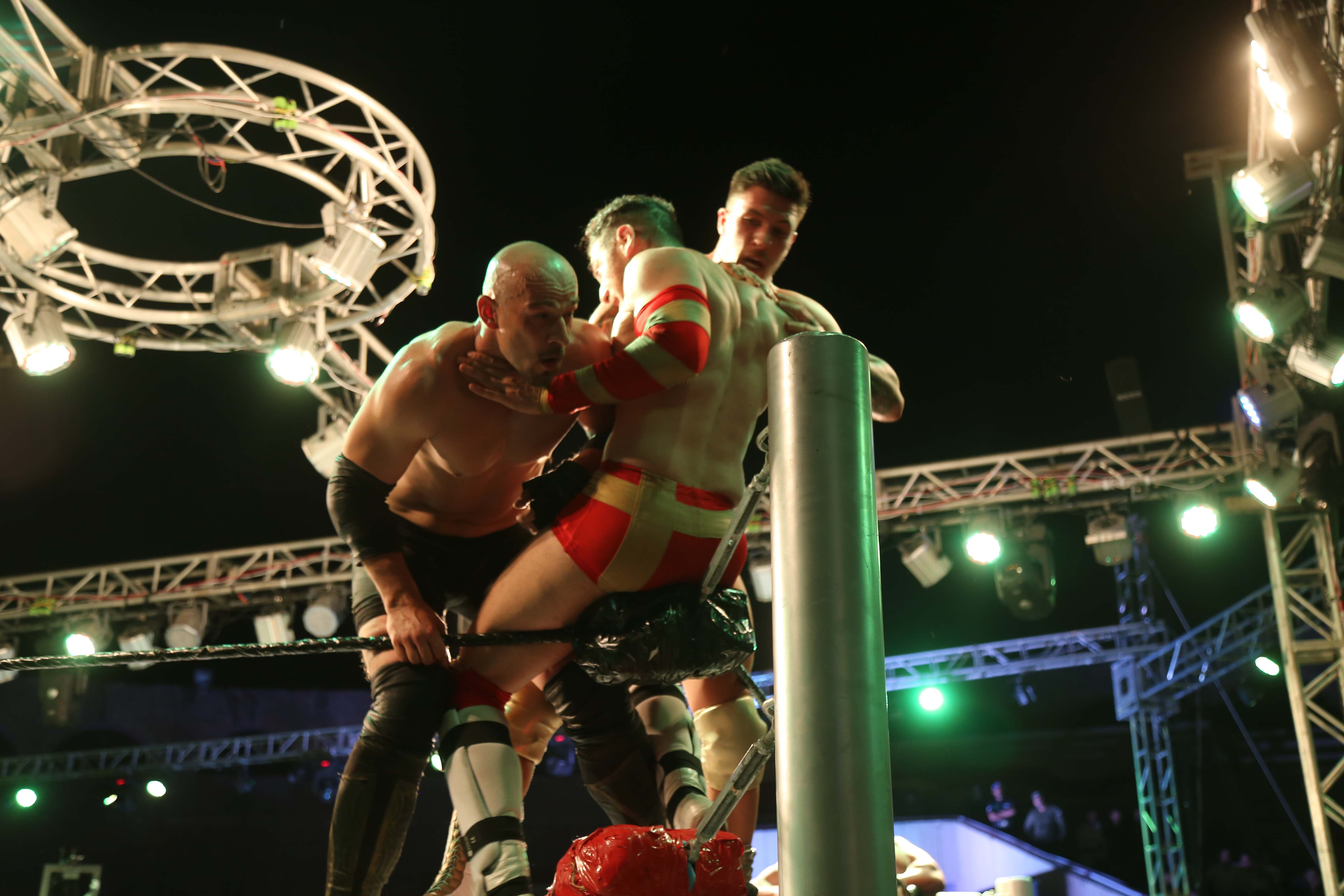 International Wrestlers Return To Pakistan To #FightForPeace at Ring Of Pakistan Season 2K18 – Sterling Media